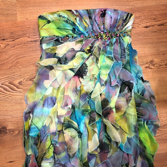 "Cache Dresses & Skirts - Cache ""fairy"" dress"